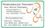 Friseursalon Tomaske
