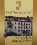 Hotel Reussischer Hof 1