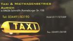 Taxi und Mietwagenbetrieb Aurich SLN