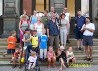 07.08.2004 - Besuch im Euro-Eddy in Leipzig